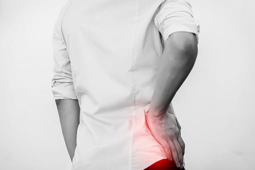 Hip Muscle Pain